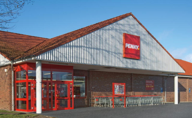Penny is a well-known German discounter supermarket chain