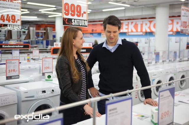 Niemiecka sieć sklepów elektronicznych Saturn