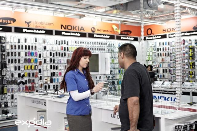 Saturn jest niemiecką siecią marketów z elektroniką