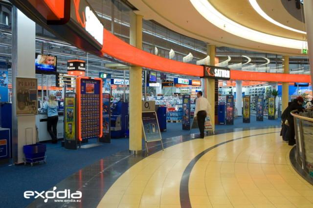 Saturn to sklep z elektroniką w Niemczech