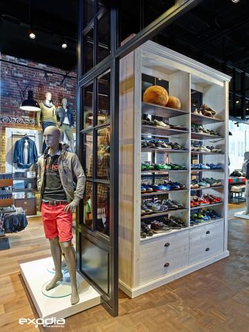 Sklepy odzieżowe Tom Tailor można znaleźć w całej Europie