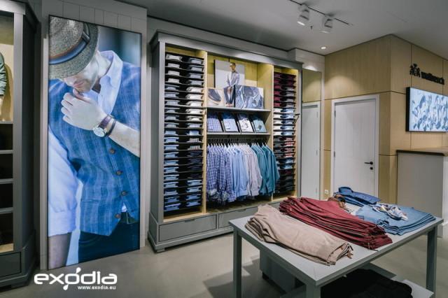 Walbusch to sieć sklepów odzieżowych w Niemczech
