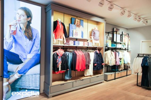 Firma Walbusch sprzedaje w swoich salonach ubrania dla mężczyzn i kobiet