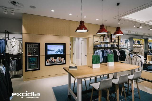 Butiki Walbusch oferują odzież dla kobiet i mężczyzn
