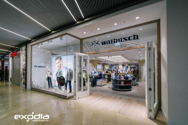 Niemiecki sklep odzieżowy Walbusch.