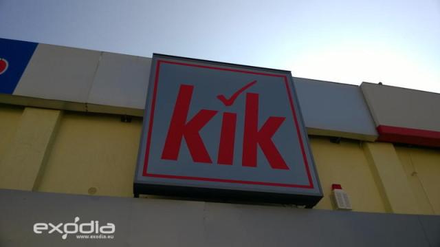 Sklepy odzieżowe KiK w Europie