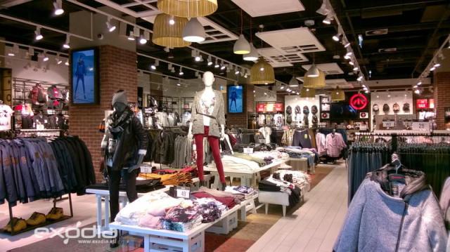 House is a Polish fashion store chain