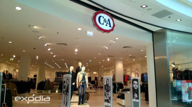 Sklepy z modą C&A oferują odzież i obuwie w rozsądnych cenach
