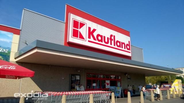 Kaufland is a German supermarket chain