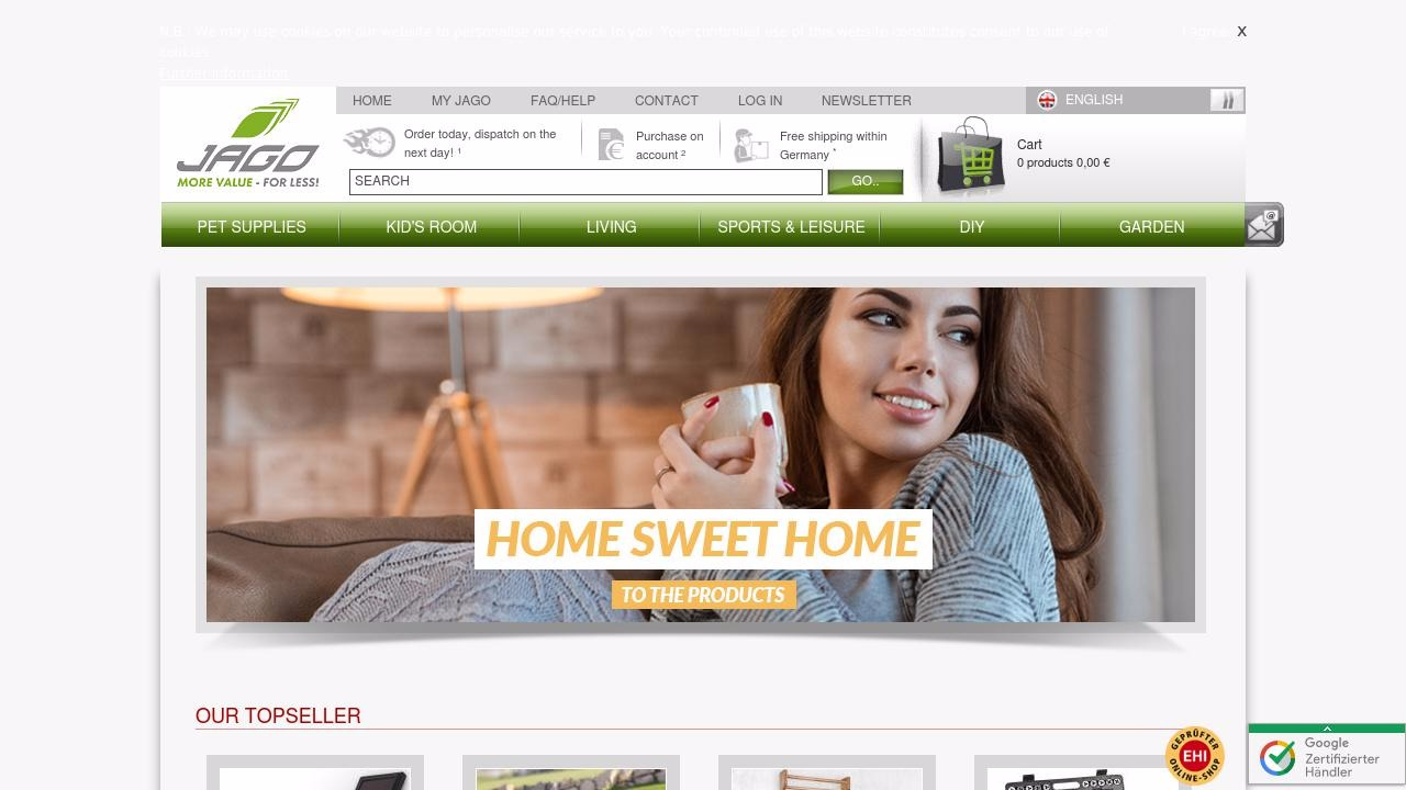Jago24 to niemiecki market internetowy