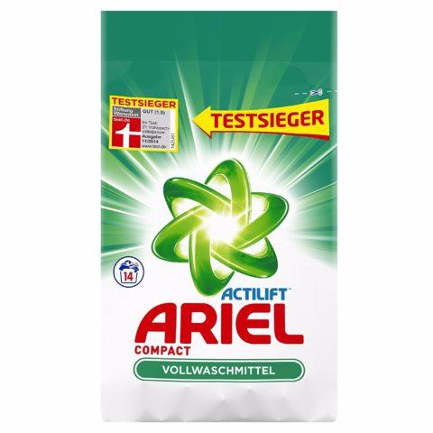 Niemiecki proszek do prania Ariel