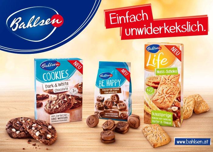 Niemieckie ciasteczka Bahlsen