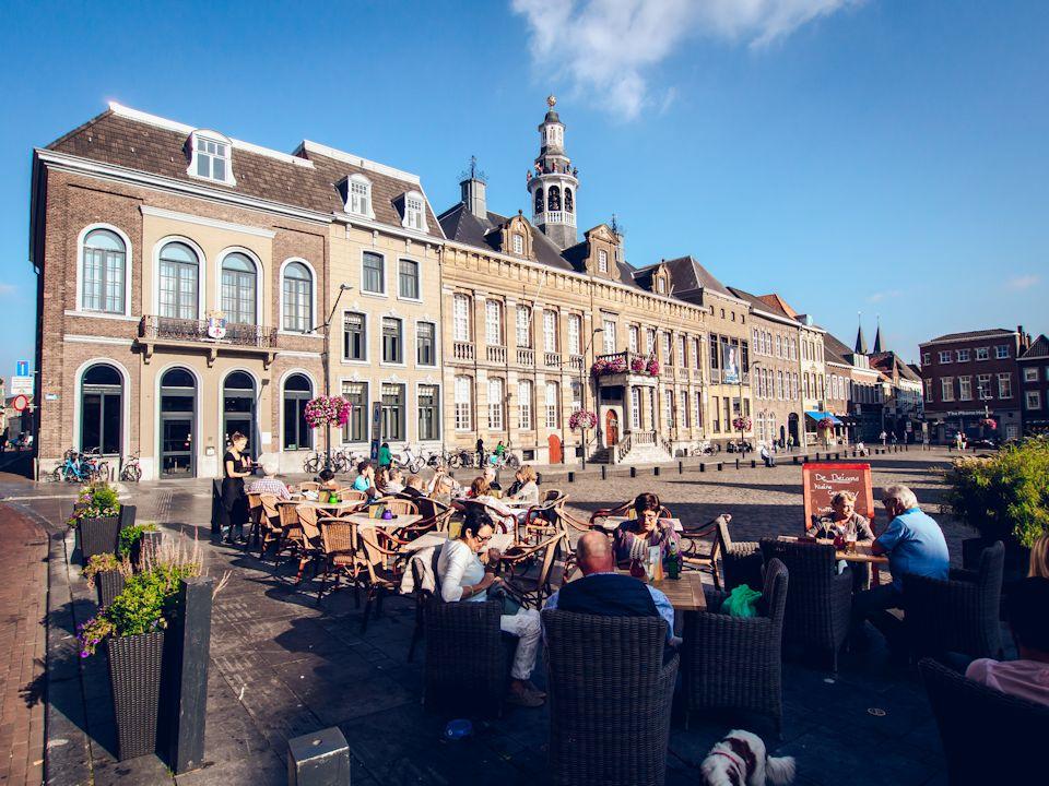Einkaufen in Roermond – Holland