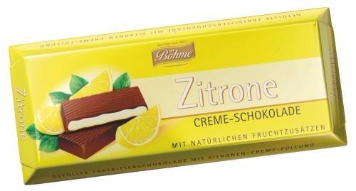 Niemiecka czekolada Böhme
