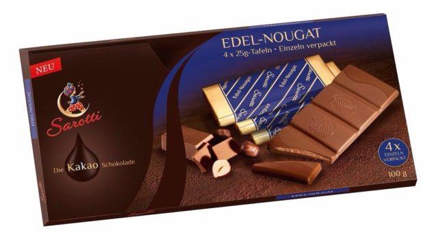 Niemiecka czekolada Sarotti