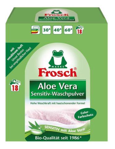 Niemiecki proszek do prania Frosch