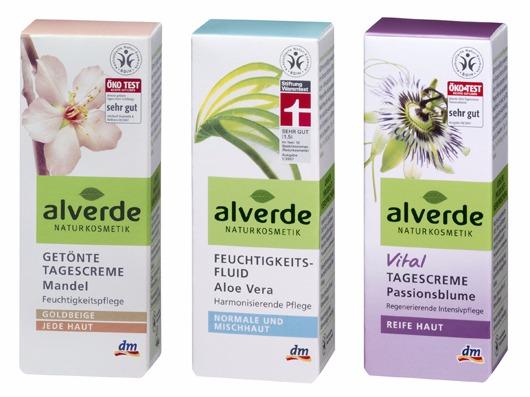 Niemieckie kosmetyki naturalne Alverde