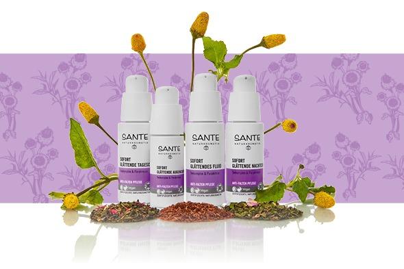 Niemieckie kosmetyki naturalne Sante