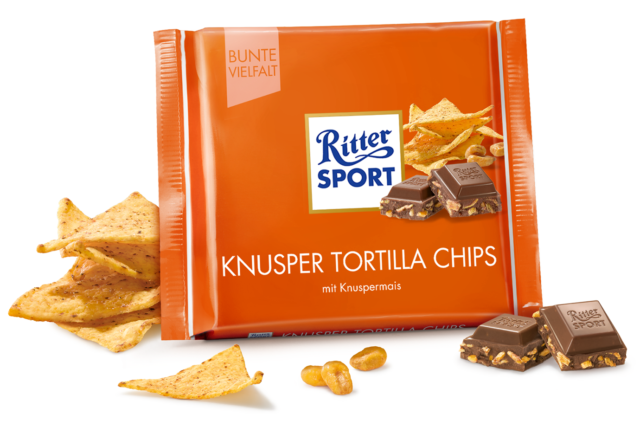 Ritter Sport należy do najpopularniejszych niemieckich czekolad