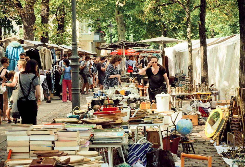Rynki i targowiska w Berlinie