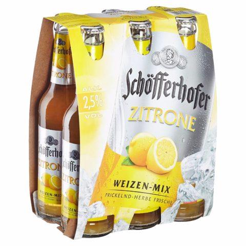 Schöfferhofer niemieckie piwo