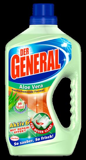 Der General - niemiecki uniwersalny płyn do czyszczenia podłóg.
