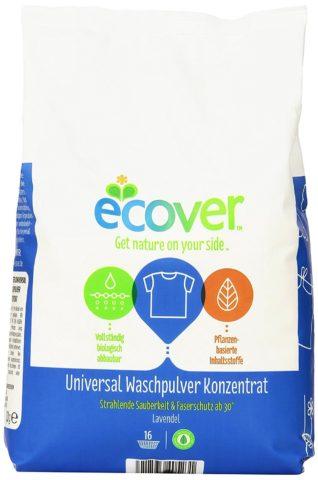 Ecover - niemieckie proszki i płyny do prania