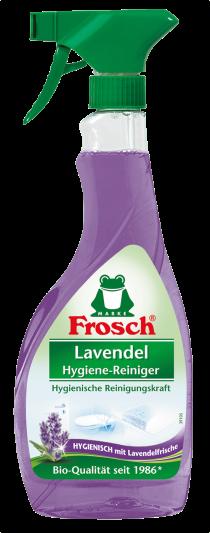 Frosch - niemieckie płyny do czyszczenia i mycia.
