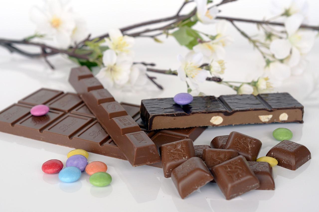 Niemieckie czekolady – tabliczki, których nie znałeś