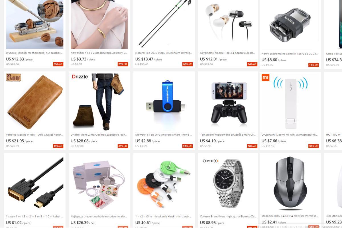 Jak kupować na AliExpress – topowym chińskim sklepie internetowym?
