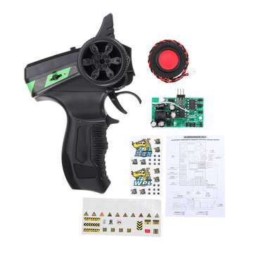 1 Set Upgraded Second Generation Engine Sound System for WPL C34 MN90 JJRC Q65 RC Car Vehicles PartsRC PartsfromToys Hobbies and Roboton banggood.com