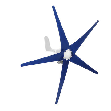 1200W Wind Turbine Generator 12V/24V 3/5 Blades With Charge Controller Wind Generator kitElectrical Equipment & SuppliesfromTools, Industrial & Scientificon banggood.com