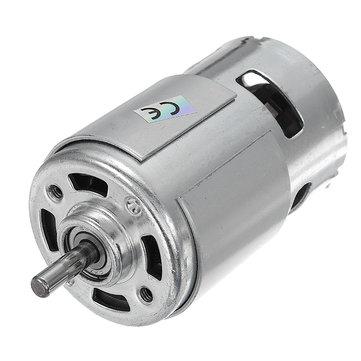 DC 24V 21000RPM High Speed Large Torque 775 MotorArduino Compatible SCM & DIY KitsfromElectronicson banggood.com