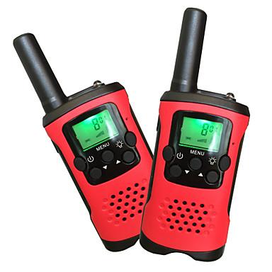 T48 Ręczne / Analogowy VOX / Kodowanie / Auto-transponder 5KM-10KM 5KM-10KM 22Channels 1200mAh 0.5W Krótkofalówka Dwudrożne Radio
