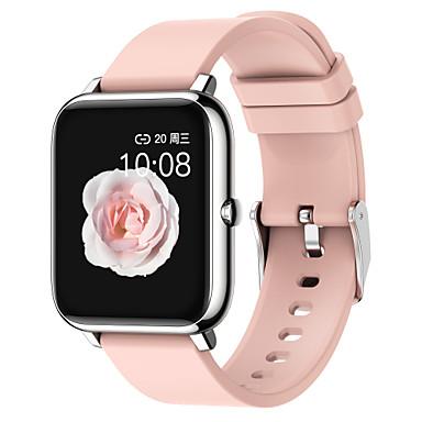 p22 30-dniowy zegarek sportowy bluetooth do monitorowania aktywności fizycznej, wodoodporny ip67 przypomnienia o połączeniu / wiadomości smartwatch dla telefonów Samsung / iOS / Android