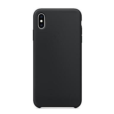 Kılıf Na Jabłko iPhone XS / iPhone XR / iPhone XS Max Ultra cienkie / Matowa Osłona tylna Solidne kolory Miękka TPU